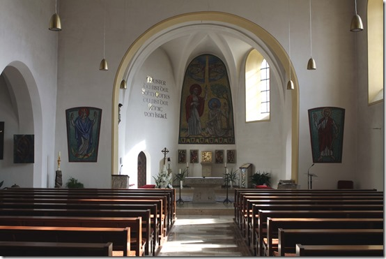 2018 - Kirche Innen I (28.09.18)
