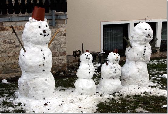 2020 - Schneemänner (19.01.20)