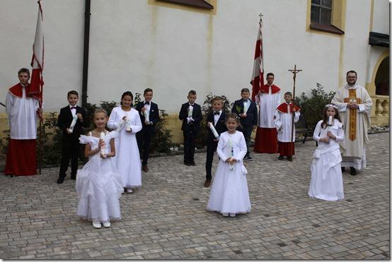 2020 - Zeyern Erstkommunion (11.10.20)