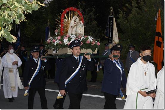 2021 - Friedenswallfahrt Neuengrün I (04.09.21)