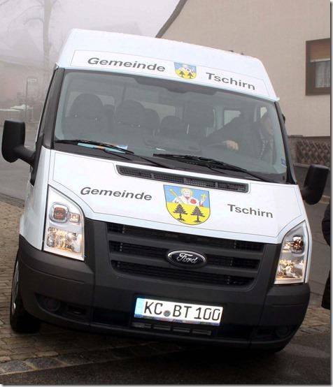 Bürgerbus Tschirn