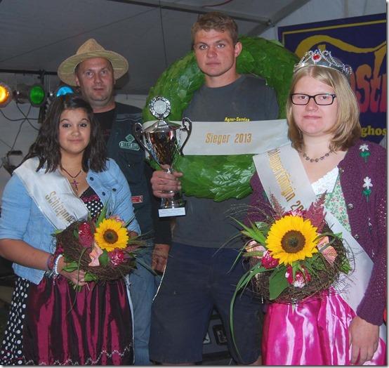 2013 - Schleppertreffen III (24.08.13)