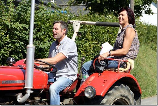 2015 - Schleppertreffen XVII (30.08.15)