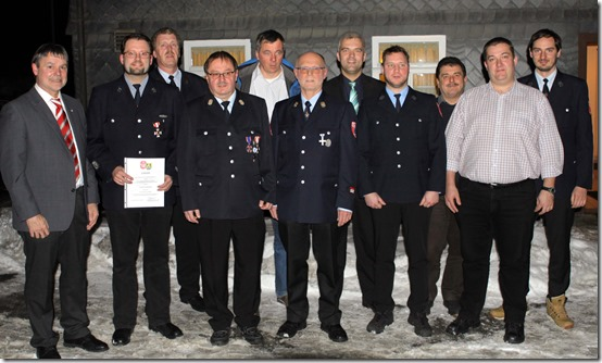 2016 - JHV FFW Ottendorf II (23.01.16)
