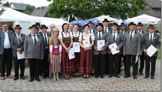 2017 - Tschirn Schützenfest VII (09.07.17)