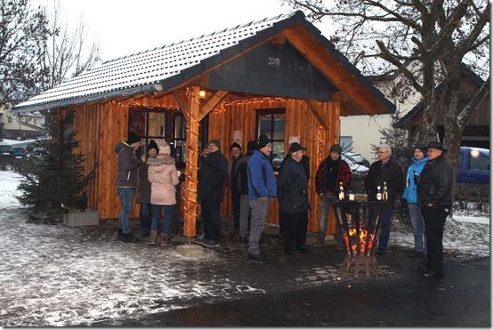 2018 - Tschirn Glühweinhütte I (16.12.18)