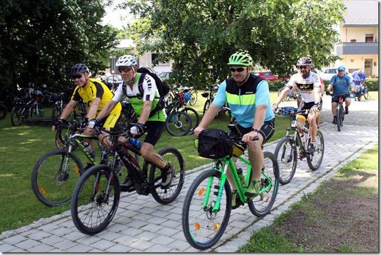 2018 - Tschrin Mountain-Bike-Sternfahrt II (09.06.18)