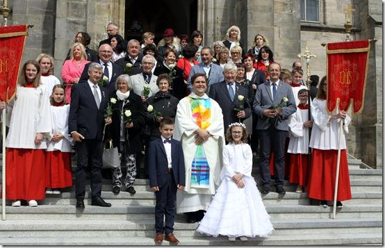 2019 - Erst- und Jubelkommunion Tschirn III (05.05.19)