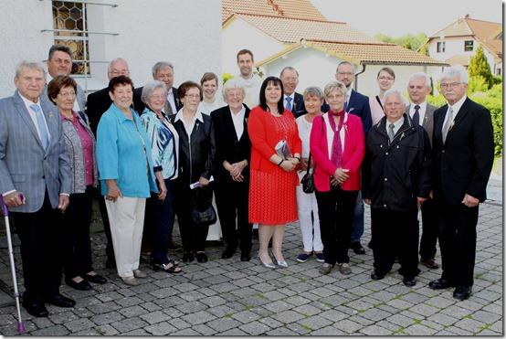 2019 - Jubelkommunion Höfles (26.05.19)