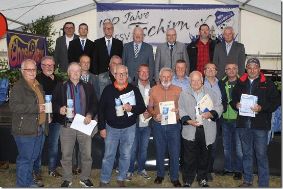 2019 - Tschirn 100 Jahre SSV Tschirn II (12.07.19)