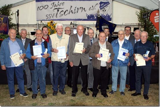 2019 - Tschirn 100 Jahre SSV Tschirn III (12.07.19)