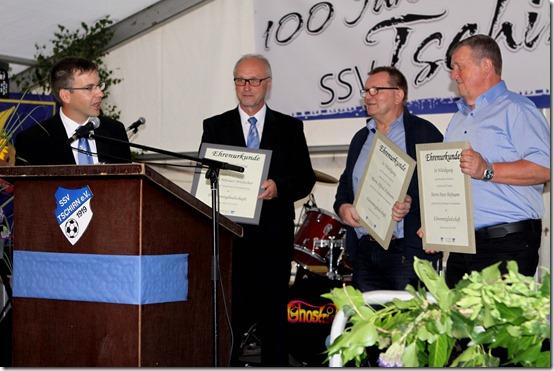 2019 - Tschirn 100 Jahre SSV Tschirn V (12.07.19)