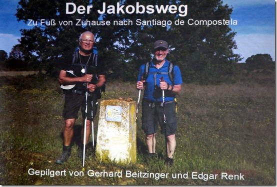 2019 - Vortrag  Jakobsweg I (06.11.19)