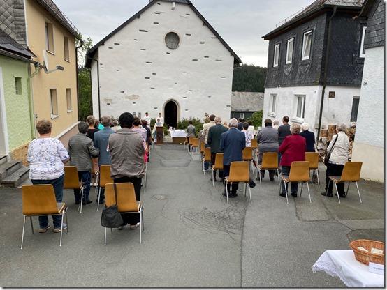 Kapellenkirchweih