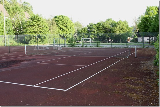 Tettau Tennisplatz