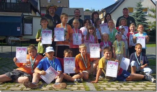 2009 - Ferienprogramm SG Tschirn III (29.08.09)