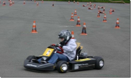 2009 - Kart - Slalom I (21.06.09)