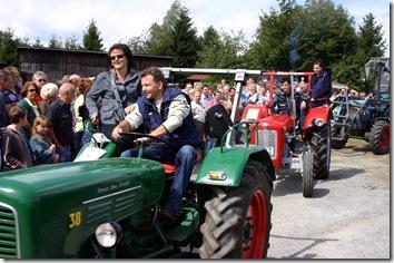 2009 - Schleppertreffen XXXVII (30.08.09)