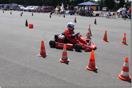 2010 - Kart - Slalom I (13.06.10)