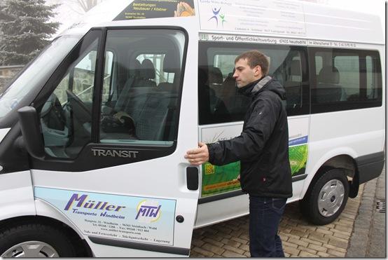 2011 - Bürgerbus Tschirn II (25.11.11)