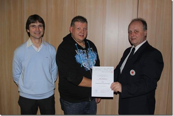 2011 - Jahresabschluss BRK Tschirn IV (30.12.11)