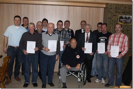 2011 - Jahresabschluss BRK Tschirn V (30.12.11)