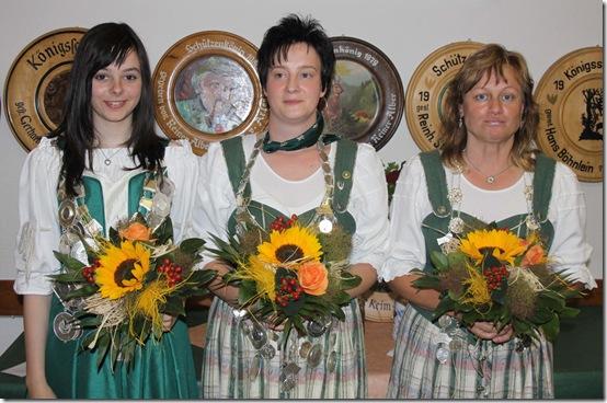 2011 - Schützenkönig Tschirn XIII (18.06.11)